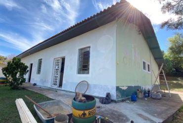 Prefeitura de Timburi revitaliza os prédios do Cras e Padaria Comunitária