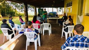 Timburi promove o segundo curso da Feira do Produtor Rural com o apoio do Sindicato Rural de Piraju
