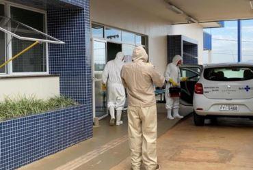 Sarutaiá promove várias ações de combate ao coronavírus