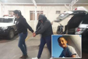 Polícia prende mãe de menino de 7 anos torturado até a morte; padrasto também está preso