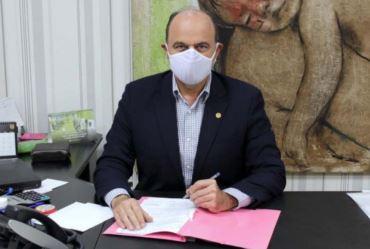 Deputado Ricardo Madalena retorna aos trabalhos na Assembleia