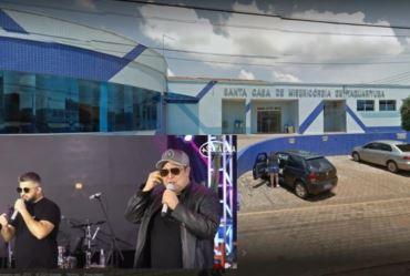 Live e leilão em prol da Santa Casa de Taquarituba arrecadam cerca de R$ 760 mil