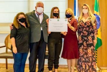 Entidade Abova recebe R$ 165 mil de repasse público