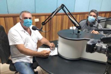 João da Tapera diz que vai priorizar a saúde caso seja eleito