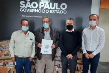 Valtinho viaja a São Paulo em busca de recursos para Tejupá