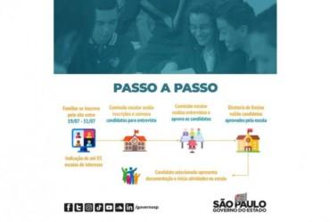 """Familiares de alunos podem se inscrever no programa """"Bolsa do Povo Educação"""""""