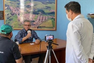 Isnar fala sobre o período crítico da pandemia em Sarutaiá