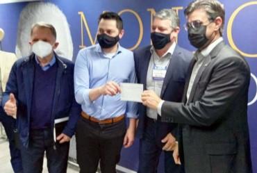 Silvinho Polo consegue mais R$ 400 mil do Governo do Estado