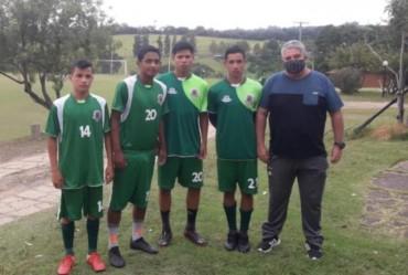 Atletas de Itaporanga se reapresentam em Campinas