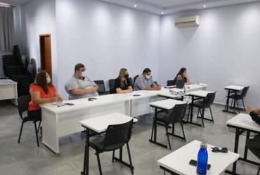 Reunião da Amvapa Educa reúne representantes da Educação