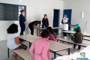 Retornam as atividades do projeto Casa do Pequeno Aprendiz em Itaporanga