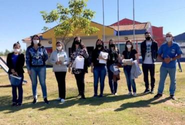 """Prefeitura continua com """"Busca Ativa"""" de alunos da rede municipal"""