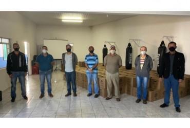 Kit Verde passa ser entregue em Sarutaiá a cada 15 dias