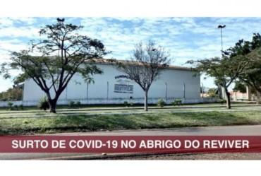 Surto de Covid-19 na Unidade do Reviver provoca sete mortes