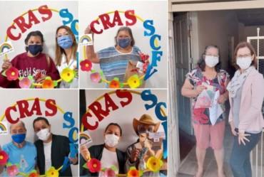 Itaporanga distribui kit de doces em alusão ao mês de São João