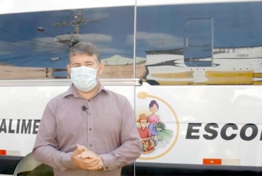 Prefeitura de Itaporanga adquire veículos para transporte de alimentação escolar