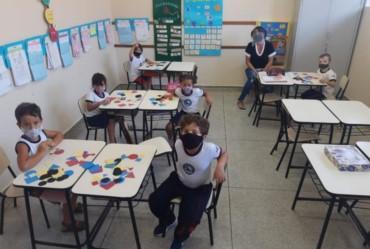 Colégio Educacional de Fartura retorna com aulas presenciais