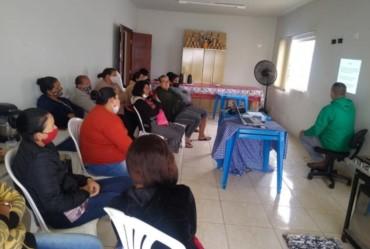 Sindicato Rural de Piraju ministra palestra em Tejupá