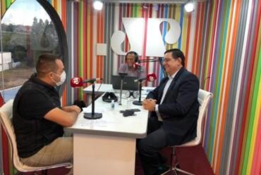 """Luciano Filé fala sobre pandemia e reforça: """"posso errar pelo excesso, mas não serei omisso"""""""