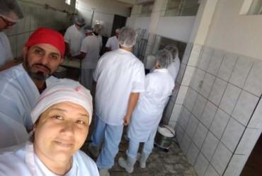 Maria Fernanda Luvizon produz queijos e derivados do leite