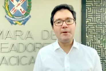 Deputado Alex de Madureira anuncia verbas para Itaporanga