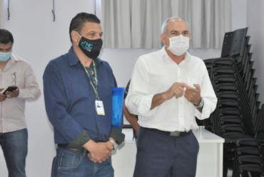 Serviços da Casa de Apoio HC de Botucatu são oferecidos aos prefeitos da região