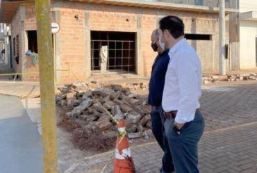 Prefeitura de Taquarituba executa melhorias em vias públicas