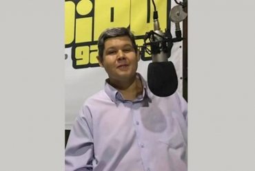 Morre jornalista Felipe Chamorro, Secretário da Cultura de Ourinhos aos 38 anos