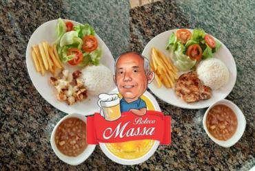 Boteco Massa retorna com almoço de segunda a sábado